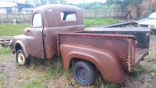 Dodge Desoto 1950 Pick Up Ñ F100 F1 Boca Sapo 3100 Marta Roc