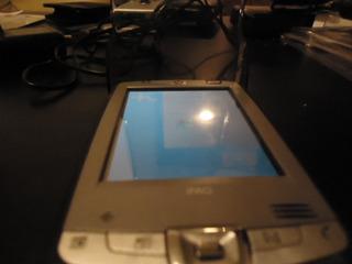 Ipaq Hx2490c Infrarojo Wm5 Con Bateria Nueva