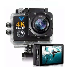 Action Camera Action Cam Sports Lcd Prova D
