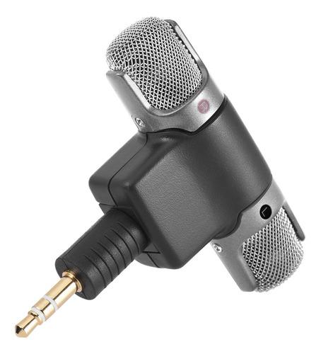 Microfone Estéreo Externo Microfone Com 3,5 Mm Para Mini Us