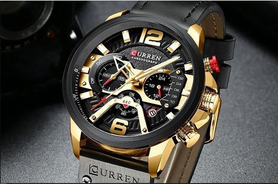 Relógios Top De Luxo Esportivo À Prova D