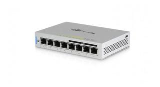 Switch Ubiquiti Us8-60w (4-poe48v-af) 48w-tot Req-server