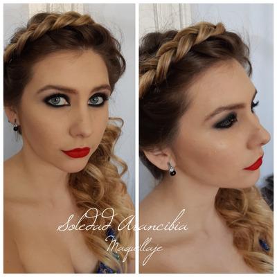 Maquillaje Y Peinado Profesional A Domicilio