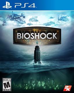 Bioshock : The Collection - Ps4 Fisico Sellado