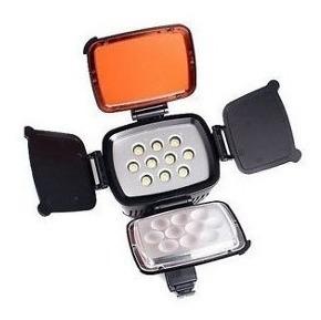 Iluminador Profissional Video Light Led-5012 Novo Na Caixa