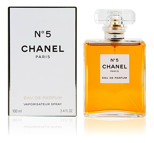 Perfume Chanel # 5 Women 100ml Edp Original