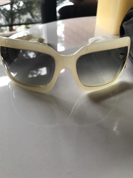Oculos Badgley Mischka Original Branco , Gucci , Prada .