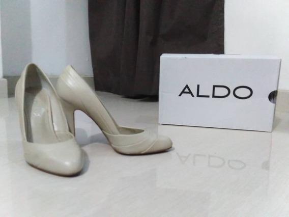 Tacones Elegantes Aldo En Buen Estado