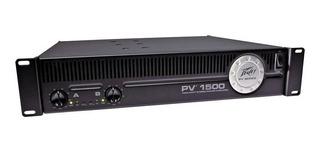 Peavey Pv1500 Potencia Amplificador 1500w 2-4-8 Ohms