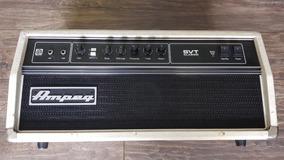 Cabeçote Ampeg Svt Classic P/baixo - Branco (made In Korea)