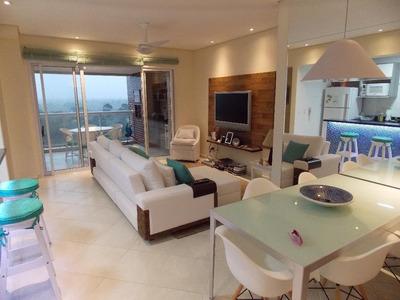 Apartamento Em São Lourenço, Bertioga/sp De 79m² 2 Quartos À Venda Por R$ 690.000,00para Locação R$ 550,00/dia - Ap204933lr
