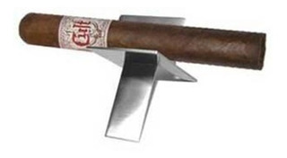 Stand Para Habanos Cigarros Metal Portable Plegable Regalo