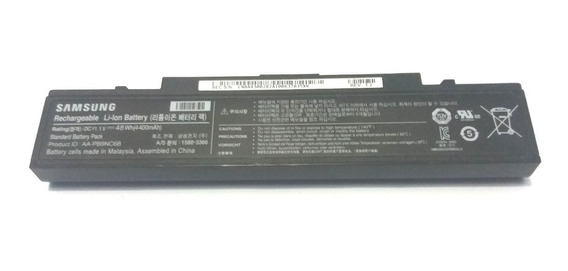 Bateria Autonomia 1 Hora Notebook Samsung 275e B68
