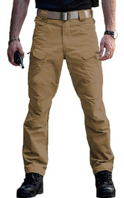 Pantalon Tactico Militar Policia Impermeable Ribstop. Ix7