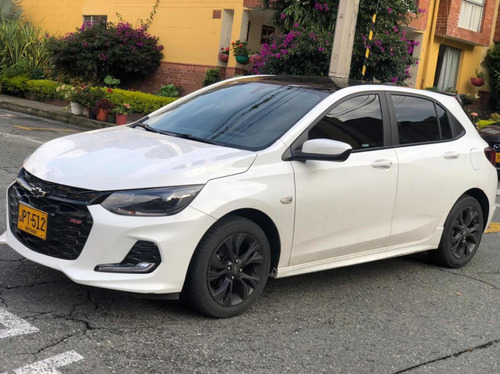 Chevrolet Onix 1.0 Rs Mecánico