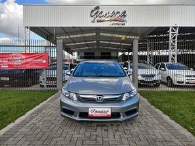 Honda Civic Lxs 1.8 16v Flex Automatico 2013