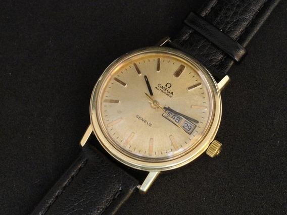 Relógio Ômega, Geneve, Automático, Masculino, Fabr. 1976 !!