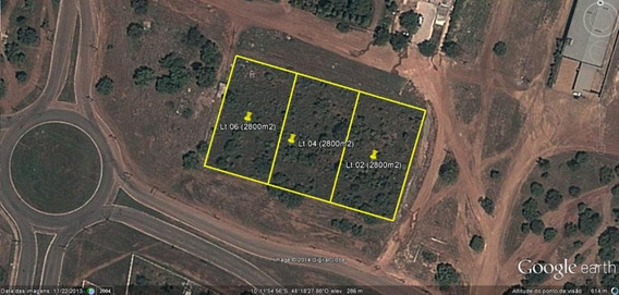 Terreno Industrial Para Venda Em Palmas, Plano Diretor Sul - 77336_2-395364