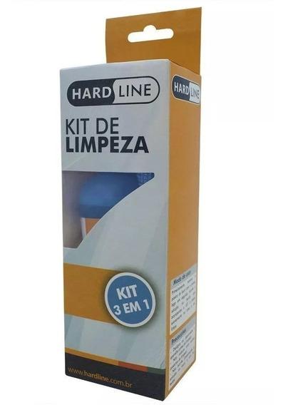 Kit De Limpeza Tela Lcd 3x1 100ml