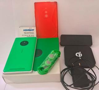 Smartphone Nokia Lumia 830 Verde +extras | Troco Por Android