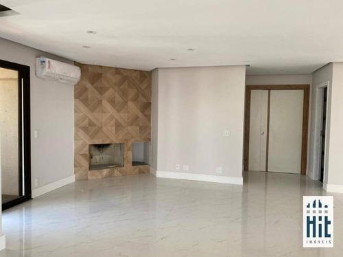 Imagem 1 de 26 de Apartamento Com 4 Dormitórios À Venda, 342 M² Por R$ 2.990.000,00 - Aclimação - São Paulo/sp - Ap3898