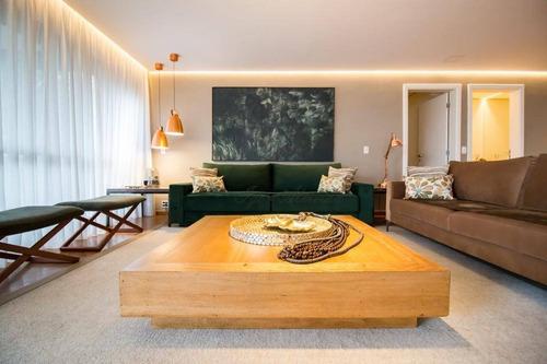 Apartamento Com 4 Dormitórios À Venda, 390 M² Por R$ 5.200.000,00 - Higienópolis - São Paulo/sp - Ap17175