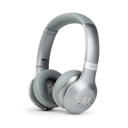 Headphone Jbl Everest Bt V310 Prata Cancelamento Ruido