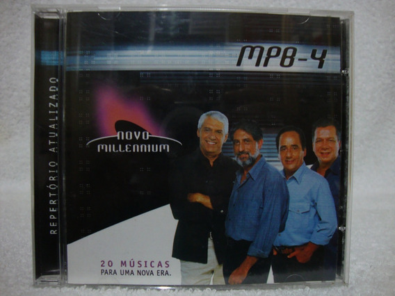 Cd Original Mpb-4- Novo Millennium