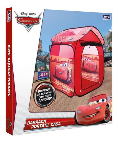 Barraca Portátil Carros Disney Pixar Zippy Toys