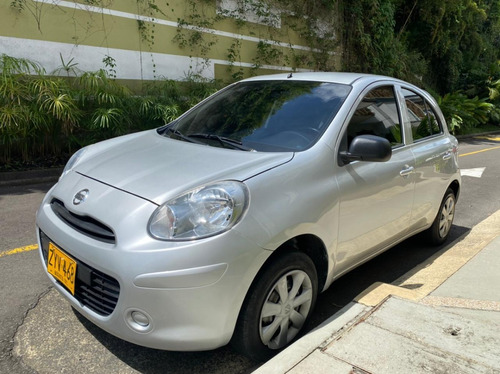 Nissan March Active 2015