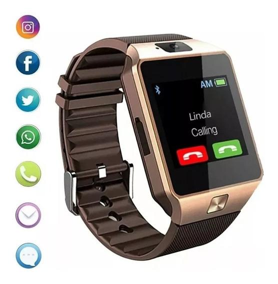 Smart Relógio Inteligente Com Bluetooth