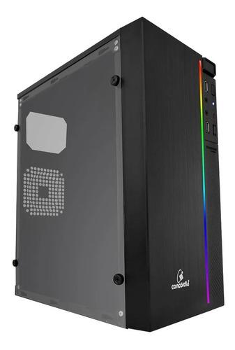 Pc Computador Cpu Intel Core I3 4gb Ssd 120gb Corporativo