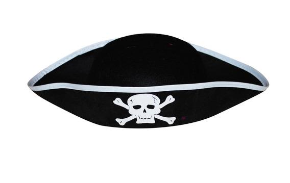 Gorro Pirata Para Niños Cotillón Disfraz