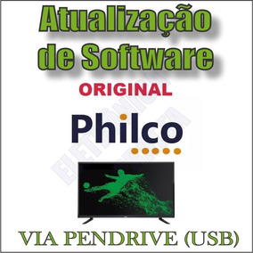 Atualização De Software Firmware Tv Philco Ph42m61dsgw