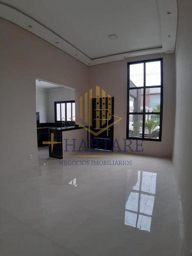 Imagem 1 de 15 de Casa Em Condomínio Para Venda Em Indaiatuba, Condomínio Park Real, 3 Dormitórios, 1 Suíte, 2 Banheiros, 1 Vaga - Casa 640_1-1780915