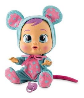 Cry Bebé Niñas Lala Baby Doll