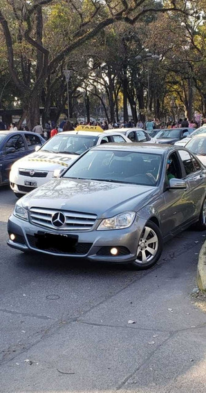 Mercedes-benz Clase C 1.8 C200 City Cgi B.efficiency 2012