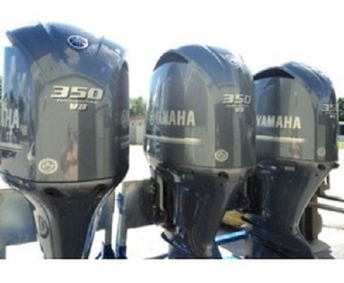 Yamahas 2006 F150 Outboard Engine 150 Hp 25in 4 Stroke