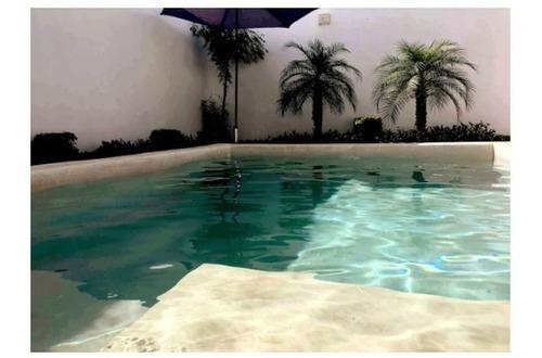 Casa En Renta Por Noche A 20 Mins. De Playa Progreso