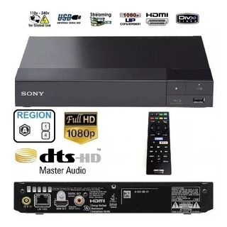 Reproductor Blu-ray Sony Bdp-s1500 Full Hd Usb Coaxial Netfl
