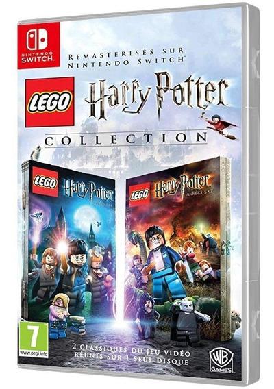 Lego Harry Potter Collection - Switch Mídia Físca Lacrado