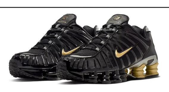 Tenis Nike Shox 12molas Neymar Jr Original