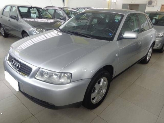 Audi A3 Manual 1.8 Turbo Prata 20v 180cv Gasolina 4p 2003