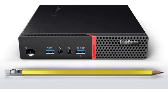 Desktop Lenovo M900 10fla0c0bp Core I3-6100t, 8gb , 500gb Hd