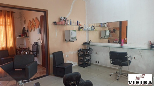 Imagem 1 de 15 de Casa Térrea, Muito Bem Localizada. - 3501-1