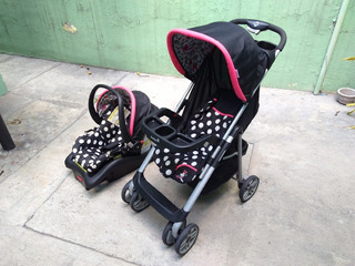 Carriola Portabebe Safety 1st Disney Minnie Mouse