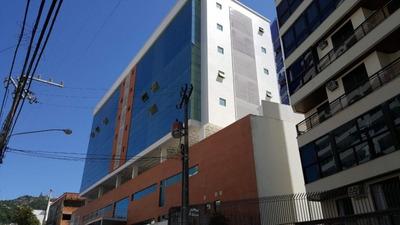 Imóvel Comercial Em Agronomica, Florianópolis/sc De 34m² Para Locação R$ 1.200,00/mes - Ac104290