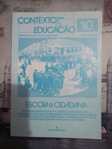 Livro: Escola E Cidadania
