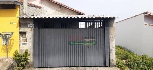 Imagem 1 de 5 de Casa Com 2 Dormitórios À Venda Por R$ 129.320,00 - Parque Imperial - Jacareí/sp - Ca5523