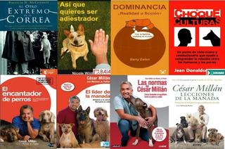 Adiestramiento Canino. Colección 19 Libros @@@